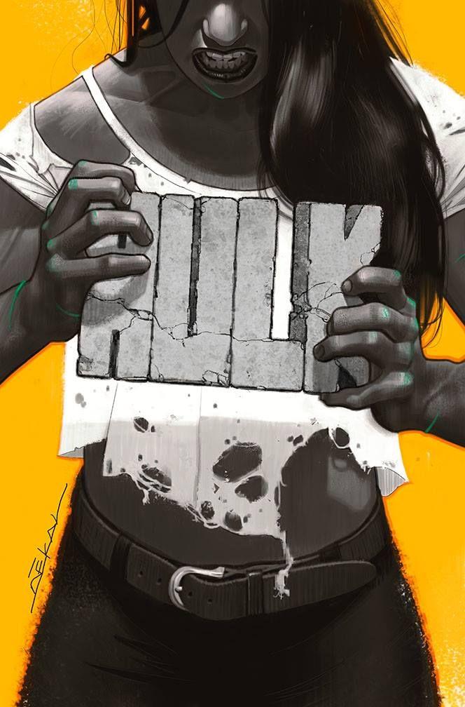 She-Hulk by Jeff Dekal *