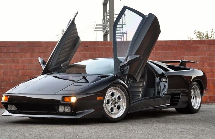 Lamborghini Diablo Roadster 1995 Silver | Cars New And Old | Pinterest | Lamborghini  Diablo, Diablo And Lamborghini