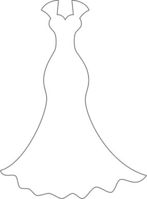 Tips and Templates for Wedding Dress!