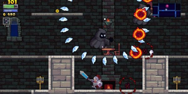 Rogue Legacy inherits PlayStation systems this month -  Cellar Door Games' 2D descendant-dependent game Rogue Legacy will arrive later this month for PS4, PS3 and Vita. The game is scheduled to arrive in North America on July 29 and