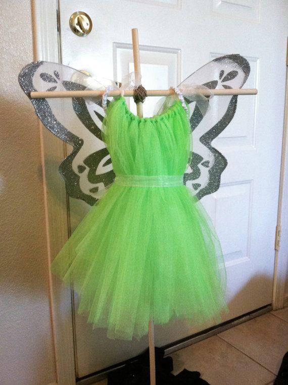 Tinkerbell Costume for Little Girls!