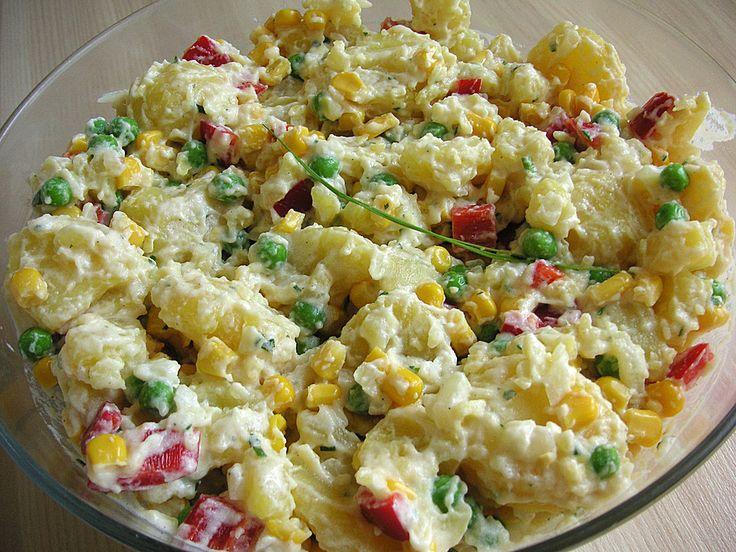 Leichter Kartoffelsalat 1