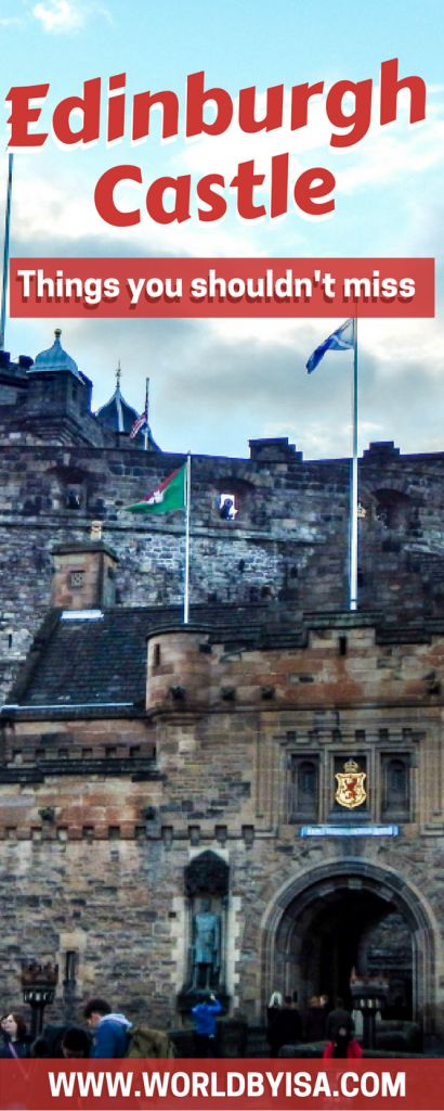 The most iconic symbol of Edinburgh. Sitting on a volcanic rock known as the Castle Rock, the Edinburgh Castle oversees the whole city and...