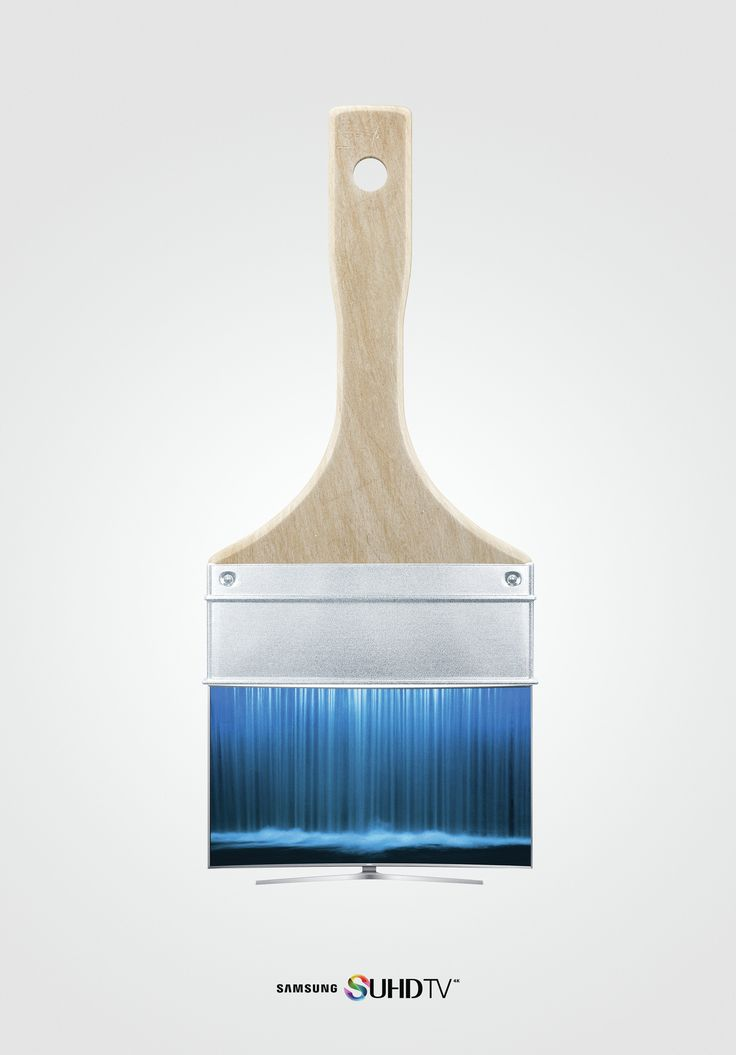 Adeevee - Samsung SUHD TV: Brush