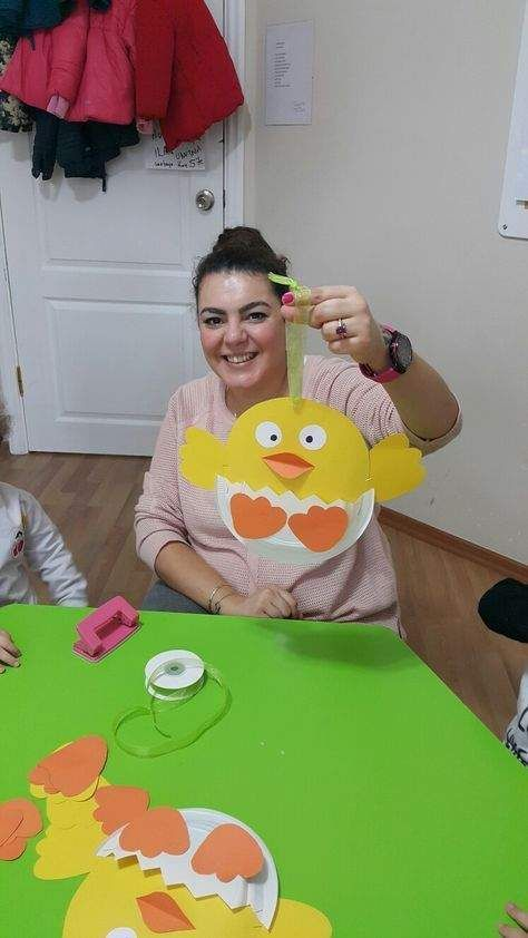 30+ Easter crafts for children, which will surely be a hit