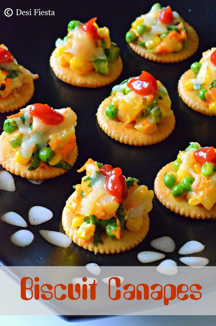Best 25 how to make biscuits ideas on pinterest easy for Canape toppings