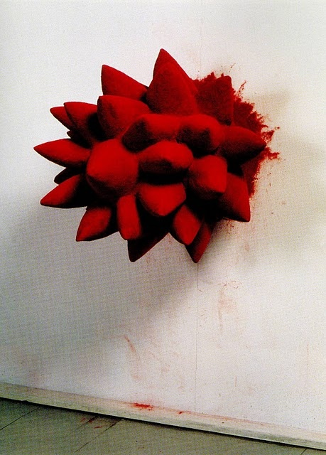 "Anish Kapoor : ""Artists don't make objects. Artists make mythologies."" http://www.nomad-chic.com/"