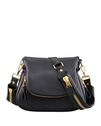 Jennifer Medium Leather Crossbody Bag by Tom Ford at Neiman Marcus.