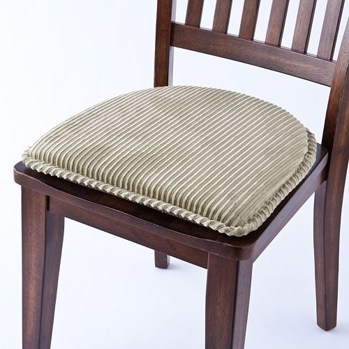 Klear Vu The Gripper Striped Chair Cushion 1999
