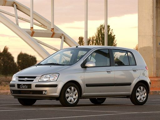 Hyundai Getz (2002-2009)
