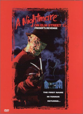 A NIGHTMARE ON ELM STREET 2: FREDDY'S REVENGE; Directed by Jack Sholder.  With Robert Englund, Mark Patton, Kim Myers, Robert Rusler. A teenage boy is haunted in his dreams by Freddy Krueger who is out to possess him to continue his murdering in the real world.