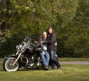 The zen of motorcycle camping