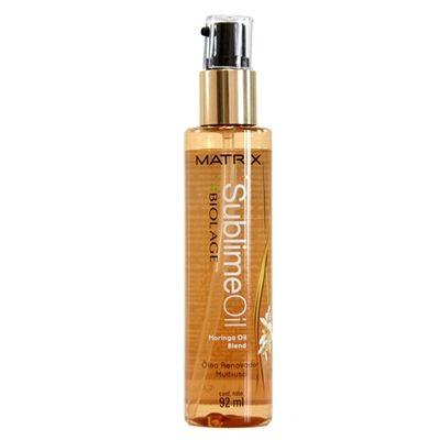 Matrix Sublime Oil Biolage 92ml - Nikkey Cosmeticos
