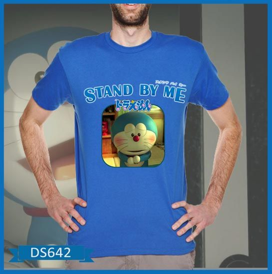 T-shirt Doraemon Standy By Me Renungan - Butik Pakaian
