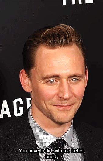 "Photographer: ""Come on Tom! Let's do this."" (Gif-set: http://maryxglz.tumblr.com/post/166705008102/x )"