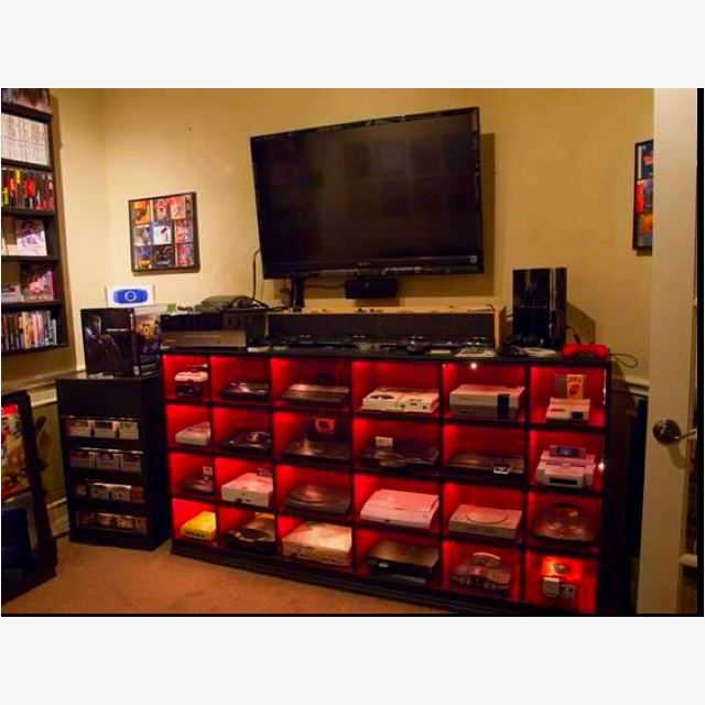 Man Cave Ideas For Xbox One : Best nerdy decorating ideas images on pinterest
