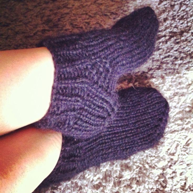 Calcetines de lana eskimo de drops molan mis calcetas - Como hacer calcetines de lana ...