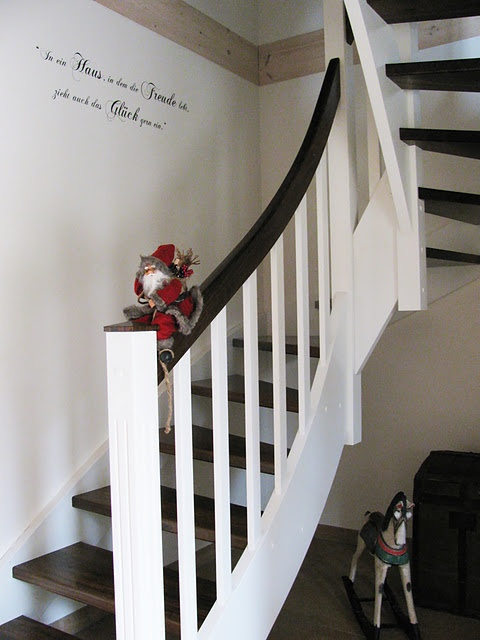 die besten 25 treppe streichen ideen auf pinterest. Black Bedroom Furniture Sets. Home Design Ideas