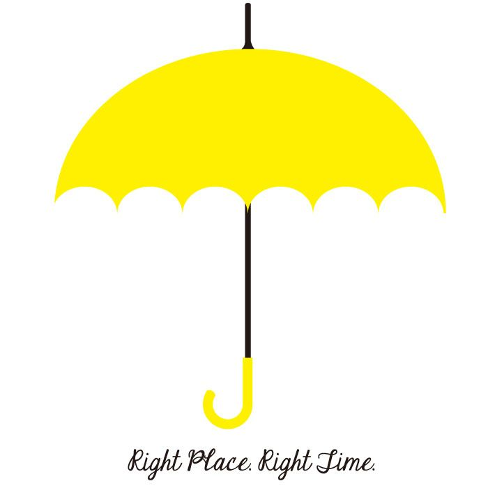 How I Met Your Mother Yellow Umbrella Google Search