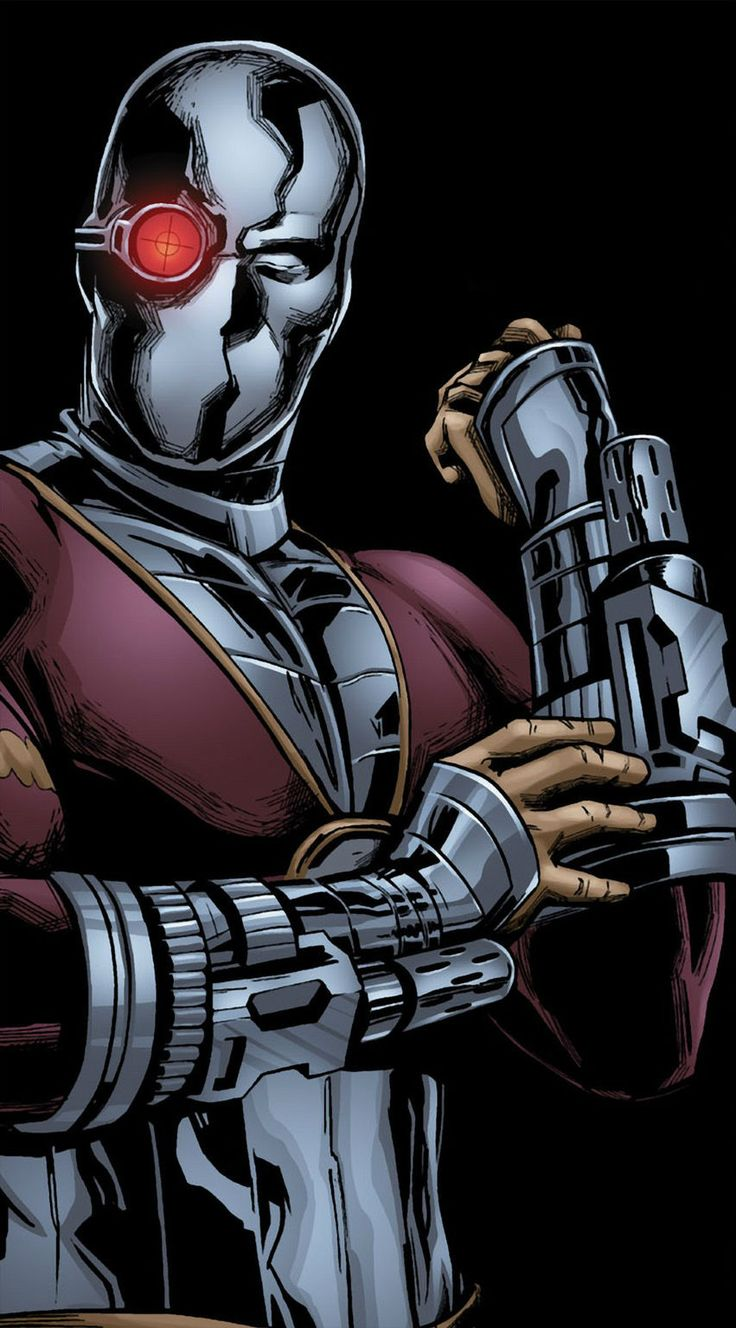 Deadshot by Bruno Redondo