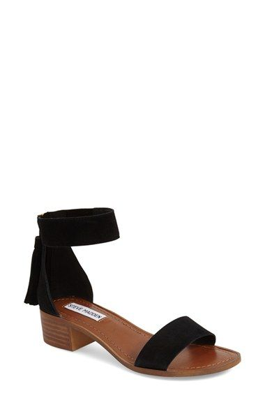 Steve Madden 'Darcie' Ankle Strap Sandal (Women) available at #Nordstrom