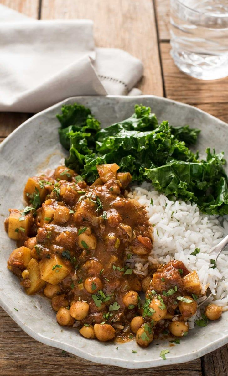 Your Favorite Indian Restaurant Has Nothing on This 1-Pan Vegetarian Curry