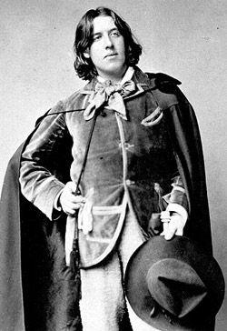 "A review of John Cooper's ""Oscar Wilde On Dress""."