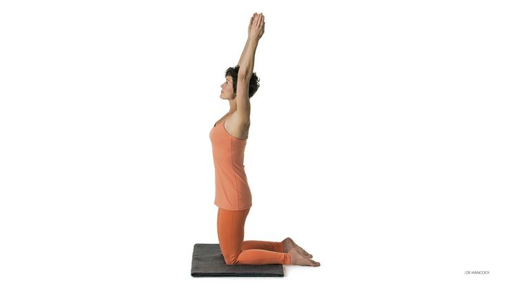A floor-based Viniyoga Sun Salutation 