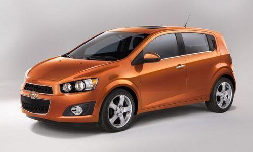Mechanical Chevrolet Sonic 2012 Hatchback And Sedan Workshop
