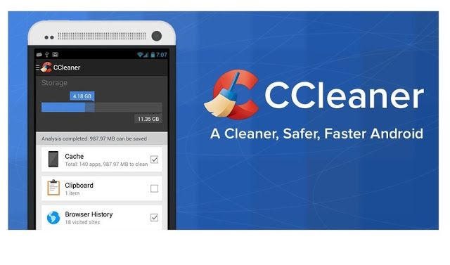 CCleaner v1.20.91 Professional  Piriform the makers of the worlds most popular PC and Mac cleaning software bring you CCleaner for Android.  Remove junk reclaim space monitor your system and browse safely. Become the Master of your own device with the ultimate cleaning app for your Android!  Optimize and Clean   Speed up your phone and remove junk safely   Clean application cache download folders browser history clipboard content and more   Delete call logs and SMS messages individually in…