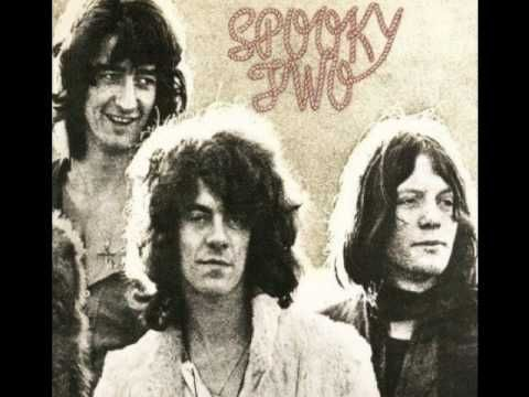 Spooky Tooth - Lost In My Dream - Spooky Tooth are an English rock band principally active, with intermittent breakups. Crucial to their sound was their instrumentation; they were one of the relatively few rock acts of the time to adopt the twin keyboard approach (both an organ and a piano player). The line-up: Mike Harrison (keyboards/vocals) Greg Ridley (bass guitar/vocals) Luther (Luke) Grosvenor (guitar/vocals) Mike Kellie, (drums) Gary Wright, (organ/vocals)