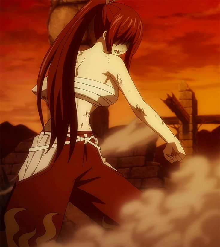Scarlet Erza || Fairy Tail