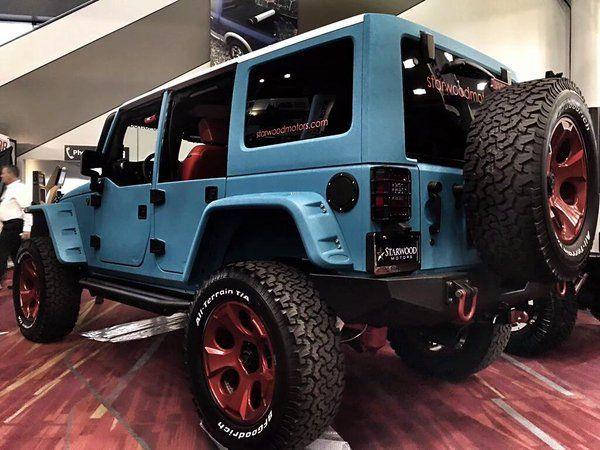 123 Best Images About Unique Jeep Colors On Pinterest