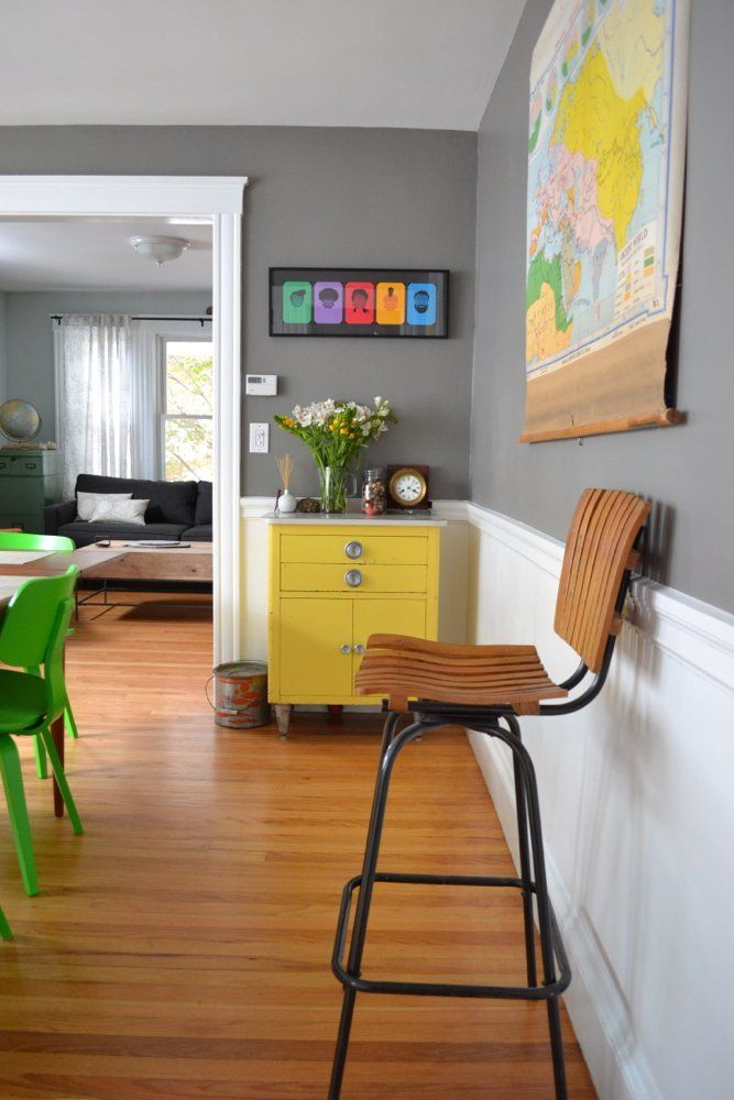 Clytie & Claudia's Storied Pieces — Pride At Home: House Tour Greatest Hits | Apartment Therapy