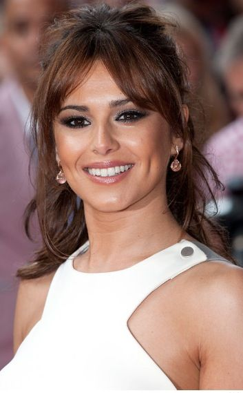 how to style hair like cheryl cole cheryl cole hair hair extensions by cliphair my style 6007