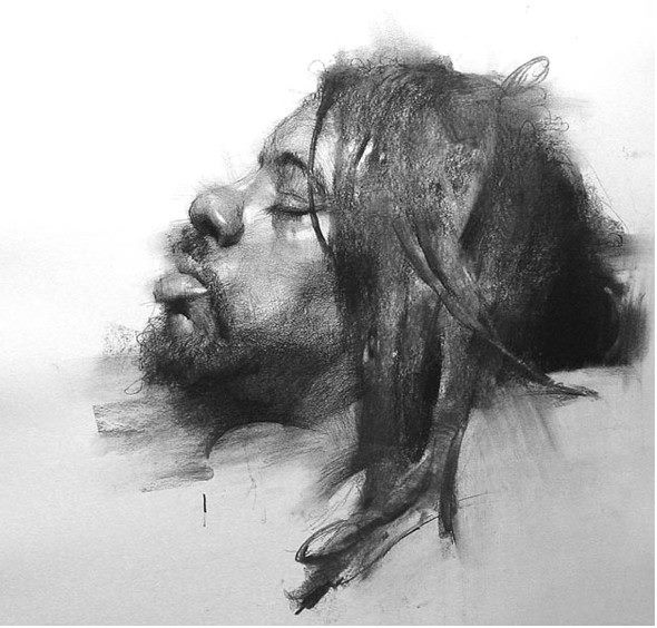 Best Faces Art Journal Images On Pinterest Drawing Black - Nobody can believe this japanese artists pencil drawings arent photographs