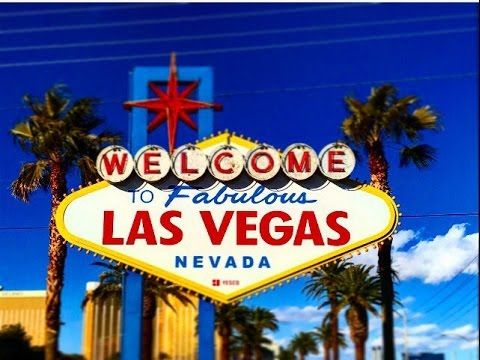 🗽ЛАС ВЕГАС ВСТРЕЧАЙ   Днем по центральной улице 🚘 Las Vegas Strip ✔ YouT...