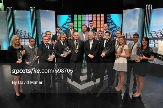Three FAI International Football Awards