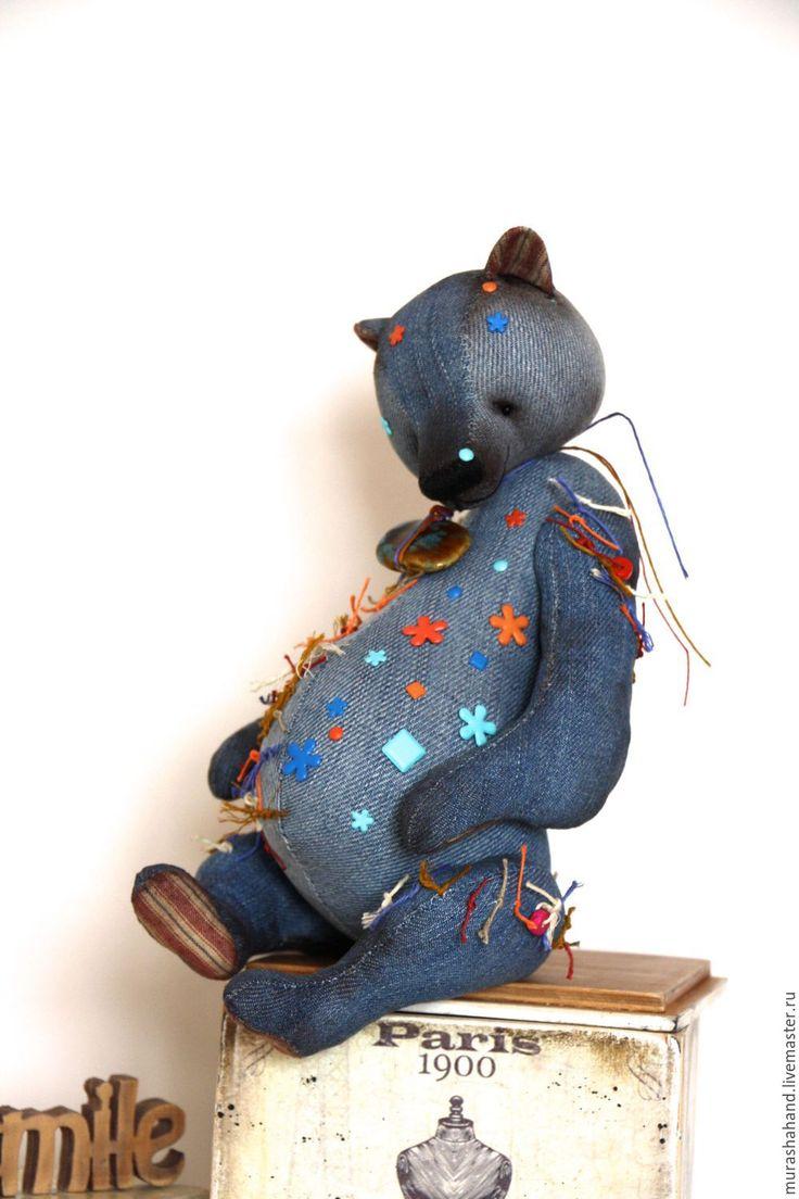 Купить Первый день весны :)) (33 см) (мишки тедди) - антикварный плюш, любимый