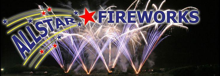Allstar Fireworks 2014 Competitor
