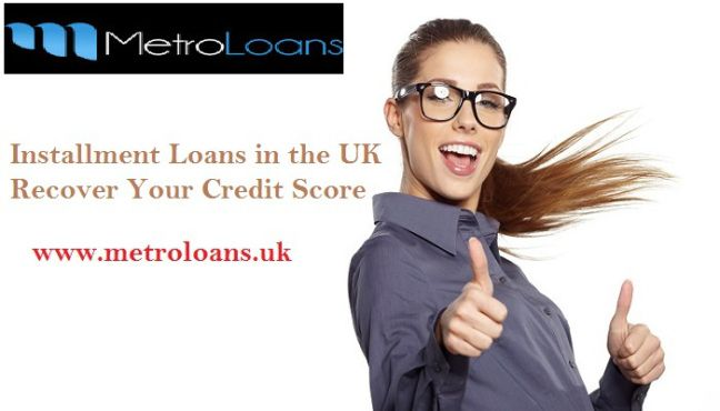 Installment loans in the UK are the excellent means of getting funds with not involving any credit check process. They are available on easy terms and conditions. To know more, visit: https://goo.gl/dy0ayf