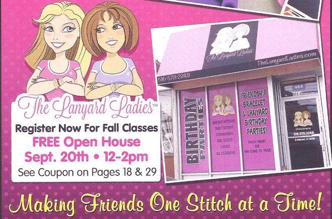 Lanyard Ladies Long Island