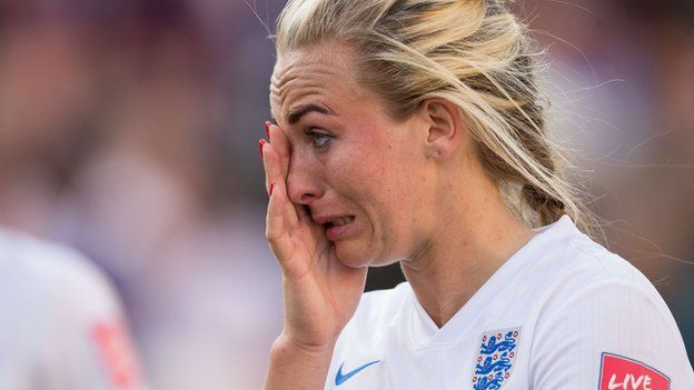 BBC Sport - Women's World Cup: I couldn't breathe after own goal - Bassett