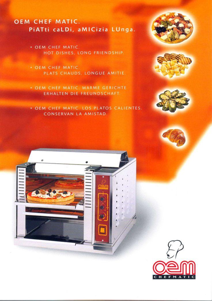 OEM - Chef Matic www.oemali.com