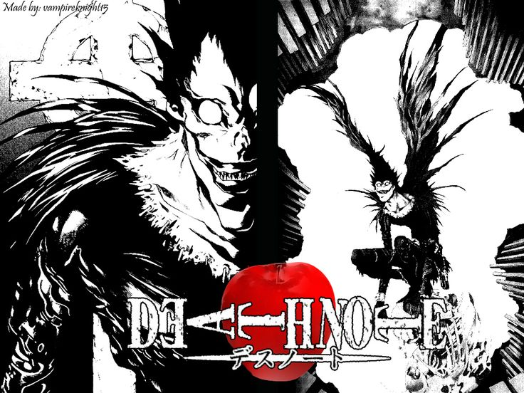 Death Note....I love this show.