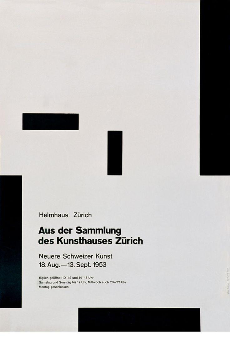 Brockmann Helmhaus, Zurich,1953