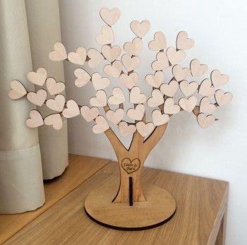 Guest book - Strom života (podpisová kniha na svatby,...)