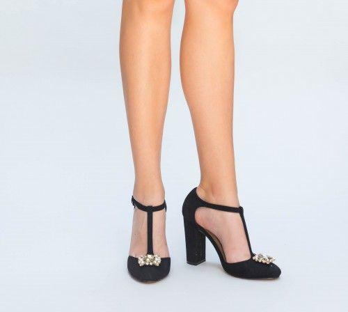 Sandale Agado Negre 3
