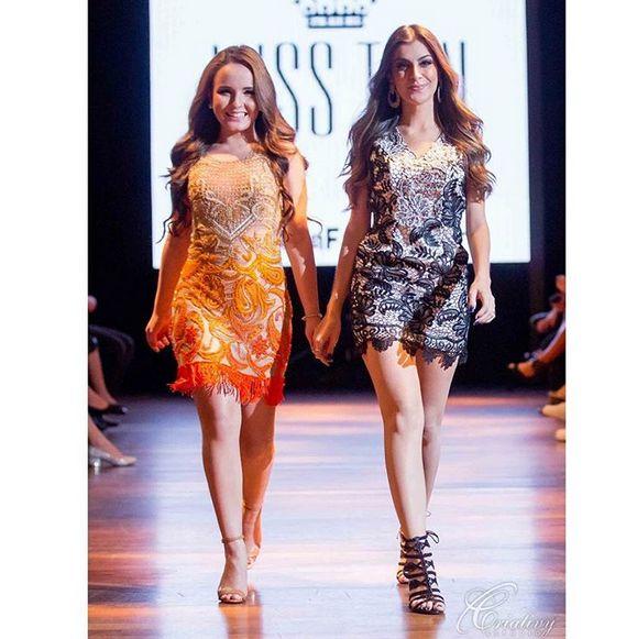 Nah Cardoso foi ao desfile Miss Teen de Larissa Manoela, veja! Tudo Information- Entretenimento