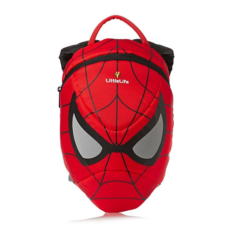 LITTLELIFE MARVEL KIDS DAYSACK - SPIDERMAN -- Check out the image by visiting the link.